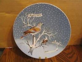 Vintage Haviland Limoges 1971 Christmas Coll. Plates - $25.23