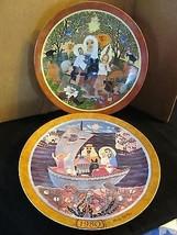 "Hedi Keller's Christmas ""The Adoration & Flight into Egypt "" Collector ... - $40.19"