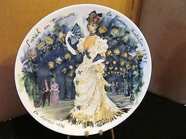 "Henri D'Arceau-Limoges Women of the Century "" Sarah in Bustle "" Collecto... - $18.68"