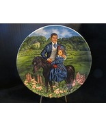 "Raymond Kursar's Gone With The Wind "" Bonnie & Rhett "" Collector Plate - $21.49"