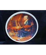 "Norman Rockwell's "" 1979 Mother's Day- Reflections "" Collector Plate - $18.68"