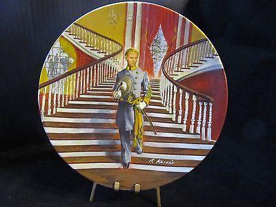 "Raymond Kursar's Gone With The Wind "" Ashley "" Collector Plate"