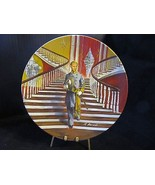 "Raymond Kursar's Gone With The Wind "" Ashley "" Collector Plate - $21.49"
