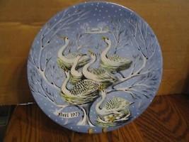 Vintage Haviland Limoges 1975 Christmas Coll. Plates - $25.23