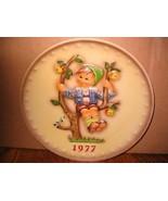 "Vintage M.J. Hummel ""1977 Annual"" Collector Plate - $18.68"