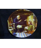 "Norman Rockwell's Heritage Collection Series "" The Veteran"" Collector Plate - $18.68"
