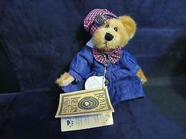 """Boyd's Bears """" Eleanor Collectors Club 1996 """" Bear Doll - $15.87"""