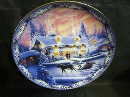 """Renee McGinnis's Christmas in The Village, """"The Village Inn """"Collector P... - $15.99"""