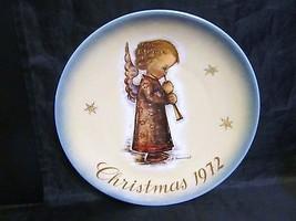 "Schmid "" 1972 Christmas Plate by Sister Berta Hummel ""  - $20.99"
