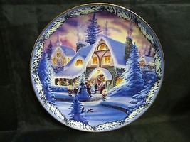 """Renee McGinnis's Christmas in The Village, """"A New Fallen Snow """" Collecto... - $15.99"""