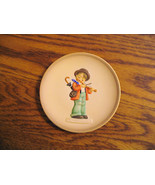 Hummel,Goebel Mini Collector Plate 1984 Little Fiddler - $14.95