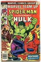 Marvel Team-up #53 first John Byrne X-Men art. 1976 reading copy - $18.62