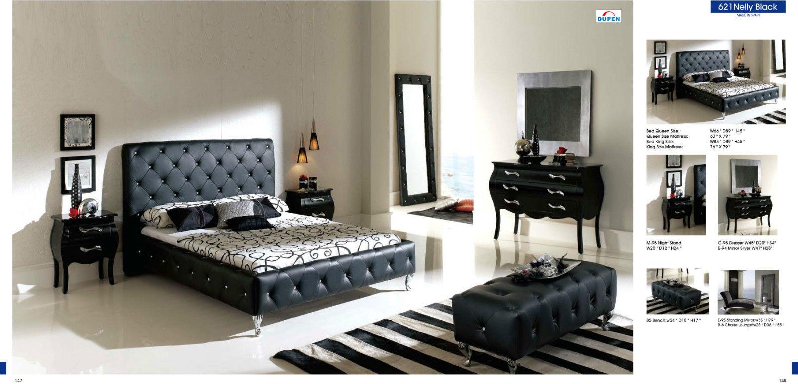 Monochrome Black White Bedroom Ea Reisurso And Aqua