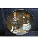 "Norman Rockwell's Heritage Collection Series ""The StoryTeller "" Collecto... - $15.99"