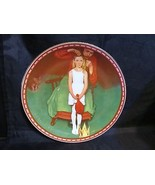 "Norman Rockwell's ""Second Thoughts ""A 1987  Mind of Her Own Collector Plate - $18.68"