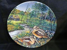 "Wayne Anderson's Upland Birds of North America "" The Woodcock"" Plate - $18.68"