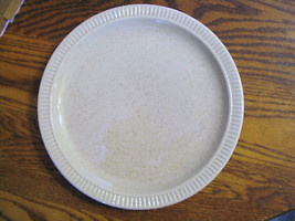 """Red Wing """"Tan Fleck Stoneware"""" Dinner Plate - $19.62"""