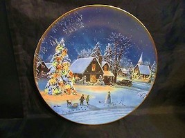 """Jesse Barnes's When All Hearts Come Home"""" Oh Christmas Tree """" Collector ... - $56.09"""