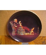 "Norman Rockwell's Golden Moments Series 'Evening Repose"" Collector Plate - $15.99"