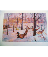 "Les C Kouba's Pheasants Forever 1986 "" The Blizzard"" - $299.99"