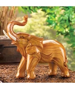 "Elephant  lucky decorator idea 10"" high statue  - $16.99"