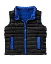 Crazy 8 Snow Extreme Quilted Puffer Vest Jacket Spring Fall Boys 4T 5T N... - $15.99
