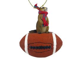 Prairie Dog Football Ornament - $17.99