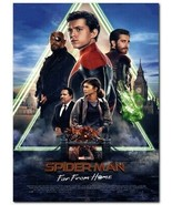 "Spiderman: Far From Home V2 Movie Poster 24x36"" - Frame Ready - USA Shipped - $17.09"