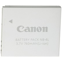 Canon Canon Nb-4l Replacement Battery CND9763A001AA - $67.82