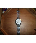 Men's Swiss Sport Watch for Parts or Repair , Silver Color  - $5.00