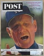 The Saturday Evening Post Magazine MAY 11, 1963 [Paperback] [Jan 01, 196... - $11.58