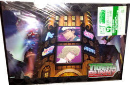 "Tiger & Bunny ""Dual Screen"" Set of Two Anikuji Anime Clear Files - $12.88"