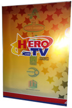 "Tiger & Bunny ""Hero TV / Sponsors"" Anime Clear File * Banpresto - $6.88"
