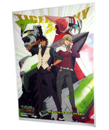 Tiger & Bunny Promotional NFS Anime Mini-Clear File - $6.88