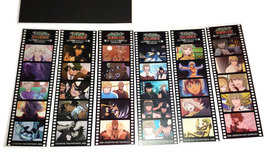Tiger & Bunny Set of Ten (10) NFS Anime Film Strips - $9.88