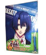 """Uta no Prince-sama Maji 1000% Love """"Masato"""" Anime NFS Clear File & Pen - $9.88"""