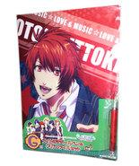 """Uta no Prince-sama Maji 1000% Love """"Otoya"""" Anime NFS Clear File & Pen - $9.88"""