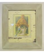 Marjolein Bastin Framed Bird Print Number 70530... - $39.59
