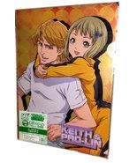 "Tiger & Bunny ""Sky High & Dragon Kid"" Set of Two Anikuji Anime Clear Files - $12.88"