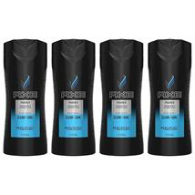 AXE Body Wash for Men, Phoenix Crushed Mint & Rosemary Scent, 16 oz (4 Count) - $19.59