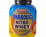 Matrix nutrition anabolic nitro whey  2.2 lb chocolate thumb155 crop