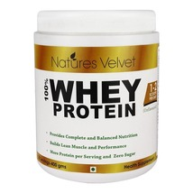 Natures Velvet 100% Whey Protein, 400 g Unflavoured - $49.95