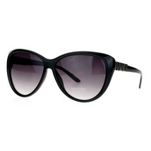 Womens Oversized Cateye Sunglasses Designer Fashion Eyewear UV Protection - $7.15