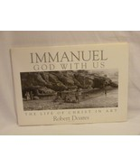 "Robert Doares ""Immanuel - God With Us"" Hardcover - Signed - $24.98"