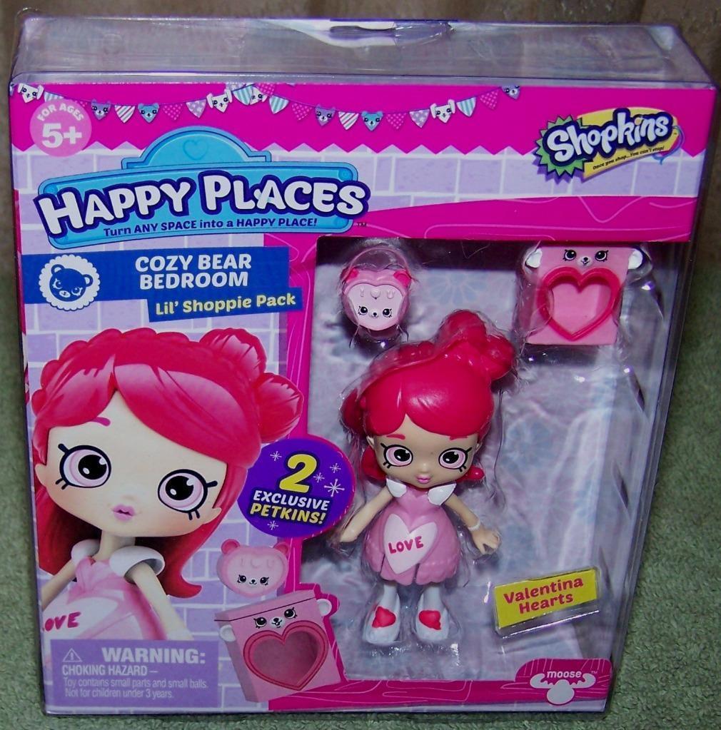 Shopkins Happy Places Valentina Hearts Cozy And 50 Similar Items