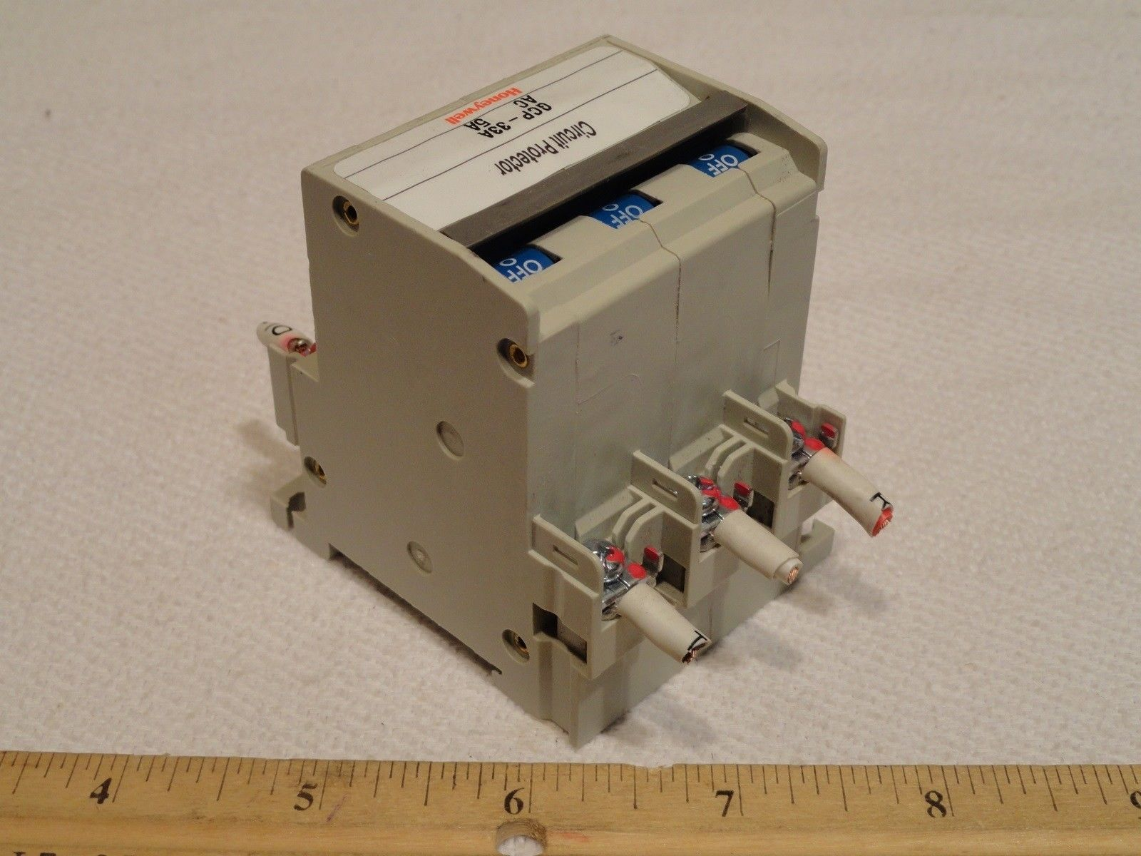 Honeywell 5a Gcp 33a Circuit Protector Fuse And 50 Similar Items Details About Siemens 5sx21 C5 230 400v 5 Amp Breaker 3 Pole Jk02001 7005 220vac
