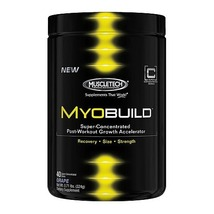MuscleTech Myobuild, 0.71 lb Grape - $69.95