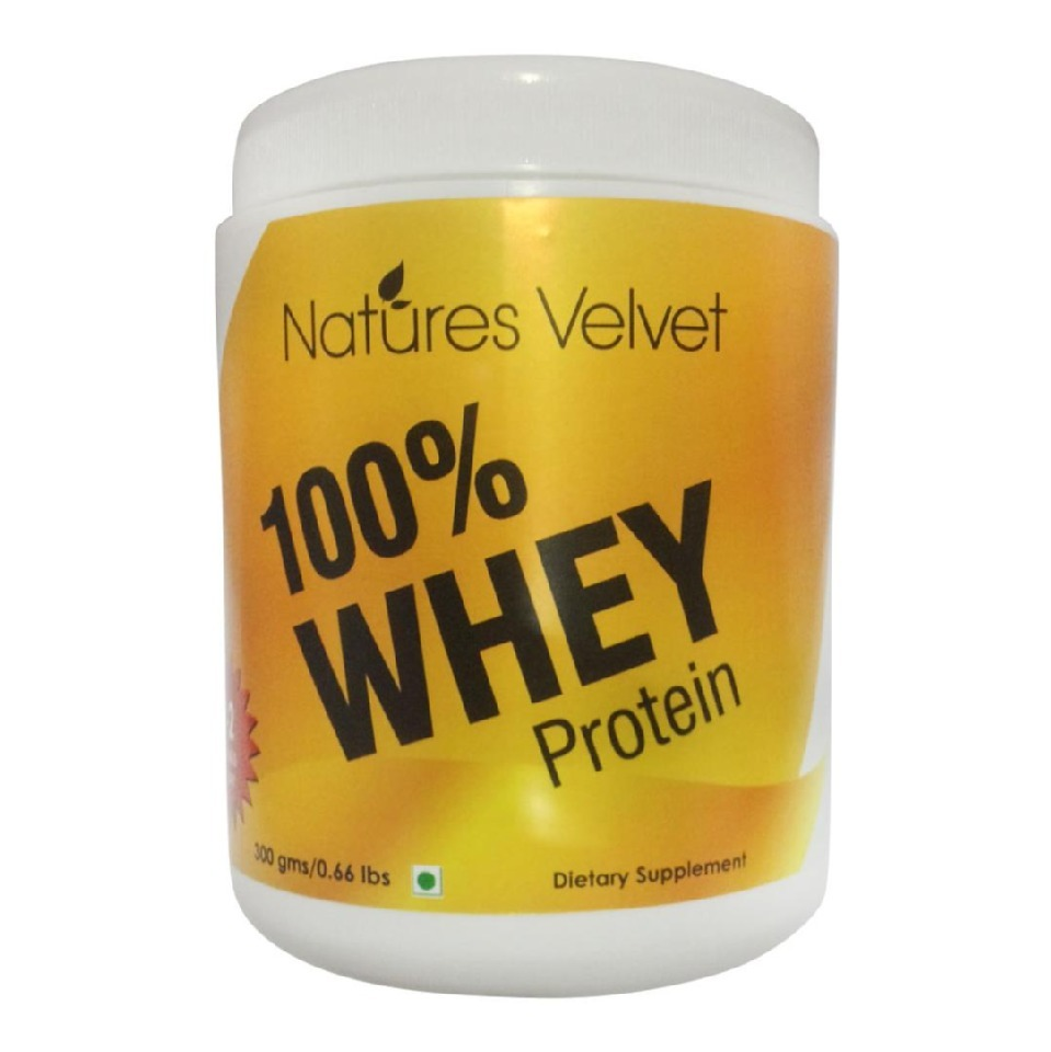 Primary image for Natures Velvet Whey Natural, 0.66 lb Unflavoured