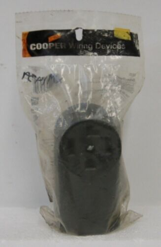 Cooper Wiring Devices 1225 Dryer Power Outlet Surface Mount