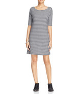 NEW XS We The Free by Free People Frenchie Stripe Cotton T-Shirt Dress i... - $87.12